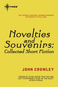 Cover Novelties and Souvenirs: Collected Short Fiction