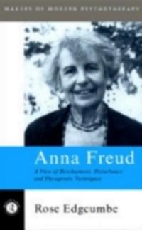 Cover Anna Freud