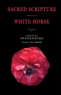 Cover Sacred Scripture / White Horse