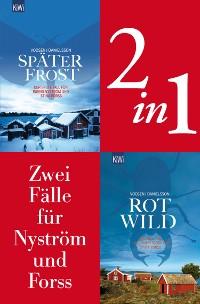 Cover Zwei Fälle für Ingrid Nyström und Stina Forss (2in1-Bundle)