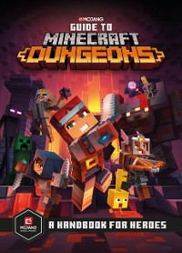 Cover Guide to Minecraft Dungeons