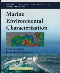 Cover Marine Environmental Characterization