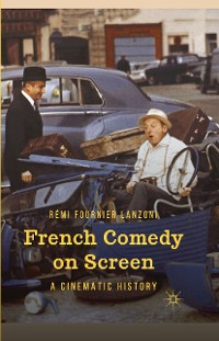 Cover French Comedy on Screen