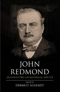 Cover John Redmond