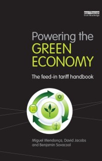 Cover Powering the Green Economy
