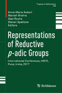 Cover Representations of Reductive p-adic Groups