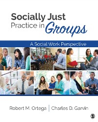 Cover Socially Just Practice in Groups