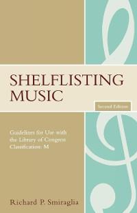 Cover Shelflisting Music