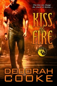 Cover Kiss of Fire