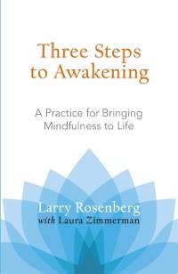 Cover Three Steps to Awakening