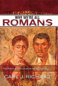 Cover Why We're All Romans