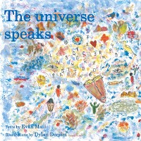 Cover The universe speaks