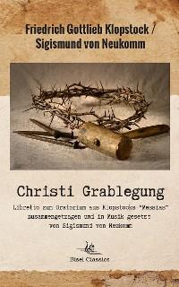 Cover Christi Grablegung