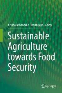 Cover Sustainable Agriculture towards Food Security