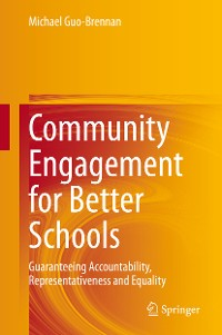Cover Community Engagement for Better Schools