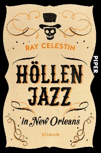 Cover Höllenjazz in New Orleans
