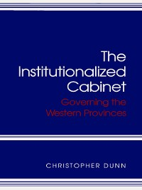 Cover Institutionalized Cabinet