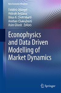 Cover Econophysics and Data Driven Modelling of Market Dynamics