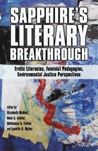Cover Sapphire's Literary Breakthrough
