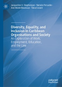 Cover Diversity, Equality, and Inclusion in Caribbean Organisations and Society