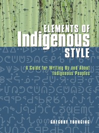Cover Elements of Indigenous Style