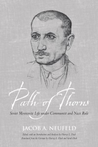 Cover Path of Thorns