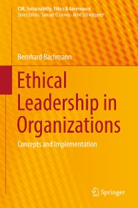 Cover Ethical Leadership in Organizations