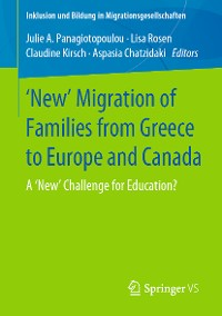 Cover 'New' Migration of Families from Greece to Europe and Canada