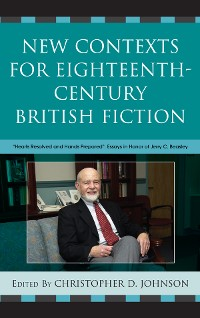 Cover New Contexts for Eighteenth-Century British Fiction