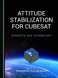 Cover Attitude Stabilization for CubeSat