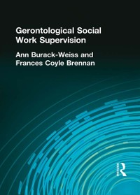 Cover Gerontological Social Work Supervision