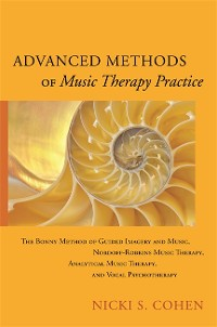 Cover Advanced Methods of Music Therapy Practice