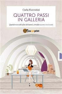 Cover Quattro passi in galleria