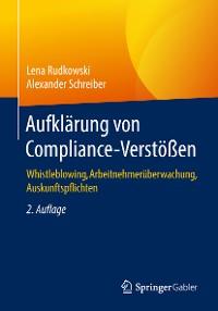 Cover Aufklärung von Compliance-Verstößen