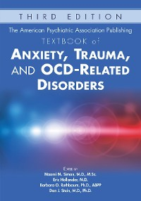 Cover The American Psychiatric Association Publishing Textbook of Anxiety, Trauma, and OCD-Related Disorders