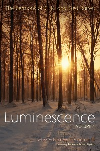 Cover Luminescence, Volume 1