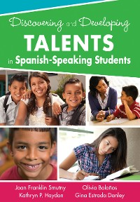 Cover Discovering and Developing Talents in Spanish-Speaking Students