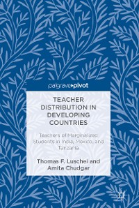 Cover Teacher Distribution in Developing Countries