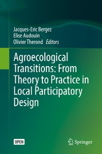 Cover Agroecological Transitions: From Theory to Practice in Local Participatory Design