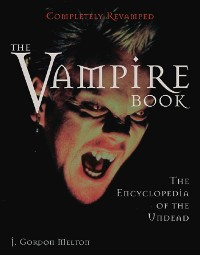 Cover The Vampire Book