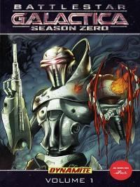 Cover Battlestar Galactica: Season Zero (2007), Volume 1