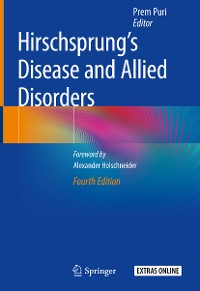 Cover Hirschsprung's Disease and Allied Disorders