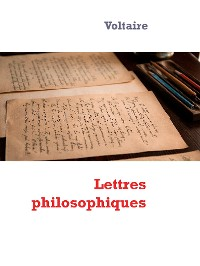 Cover Lettres philosophiques
