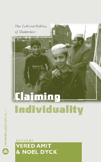 Cover Claiming Individuality