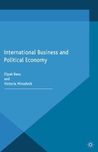 Cover International Business and Political Economy