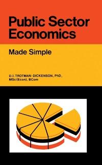 Cover Public Sector Economics