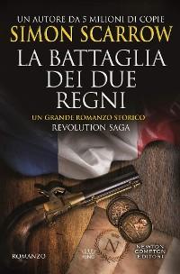 Cover Revolution saga. La battaglia dei due regni