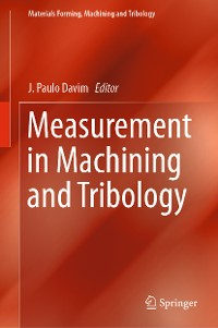 Cover Measurement in Machining and Tribology