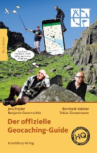 Cover Der offizielle Geocaching-Guide