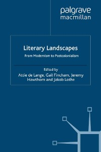 Cover Literary Landscapes